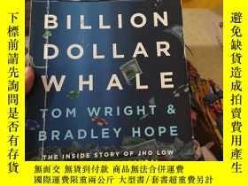 二手書博民逛書店BILLION罕見DOLLAR WHALEY204445