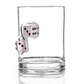 STUCK IN GLASS 玻璃威士忌杯 - DICE款