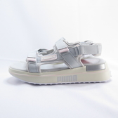 PUMA FUTURE RIDER SANDAL 女款 涼鞋 可調式魔鬼氈 37231803 灰【iSport愛運動】