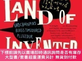 二手書博民逛書店In罕見The Land Of Invented LanguagesY464532 Arika Okrent