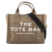 【MARC JACOBS】THE TRAVELER TOTE 二用小款托特包(板岩綠) M0016161 372