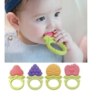 韓國ANGE 新式握環蔬果造型寶寶ST固齒器 11160
