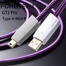 【新竹音響勝豐群】Furutech 古河 GT2 Pro Type A-Mini B USB數位訊號線 傳輸線(0.3M)