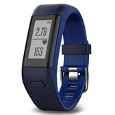 GARMIN VIVOSMART HR iPass(一卡通版)行動支付(藍色)心律手環 (全新公司貨,現貨供應)加購促銷價