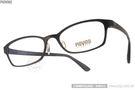 PIOVINO 光學眼鏡 PVIN3003 C2 (黑) 林依晨代言 記憶塑鋼小框款  # 金橘眼鏡