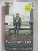 【書寶二手書T8/一般小說_GG6】Eat Pray Love_Elizabeth Gilbert