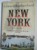 【書寶二手書T5/原文小說_IKI】New York: The Novel_Rutherfurd, Edward