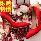 尖頭鞋非凡隨性-俐落走秀款真皮高跟女鞋子9色58l11【巴黎精品】