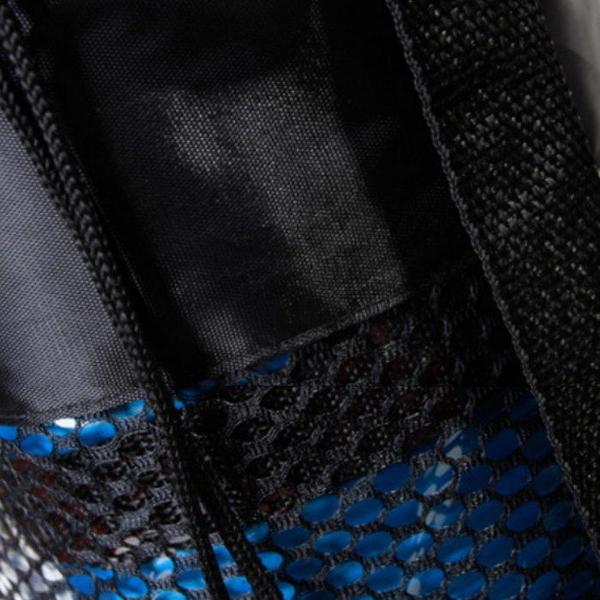 【DZ151】瑜珈墊網袋 15MM以下瑜珈墊適用 15MM瑜珈墊網袋 EZGO商城