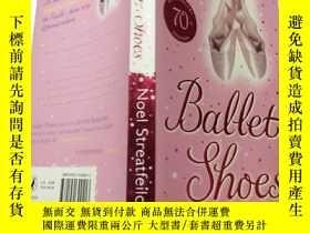 二手書博民逛書店ballet罕見shoes:芭蕾舞鞋 Y200392