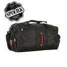 旅行袋 SPYWALK大容量前繡花多隔層加厚可手提兩用防水尼龍旅行袋NO:8069-1