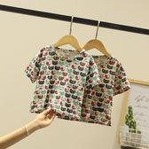 男童短袖寶寶夏裝兒童純棉半袖t恤洋氣嬰兒童裝上衣 炫科技