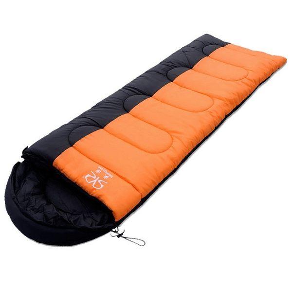 睡袋 睡袋戶外 成人 野營 拼接冬季保暖午休睡袋加厚加棉 米蘭街頭