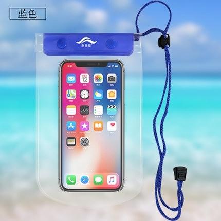 防水袋 手機防水袋便攜觸屏遊泳溫泉沙灘水下拍照手機袋防水防塵旅行裝備