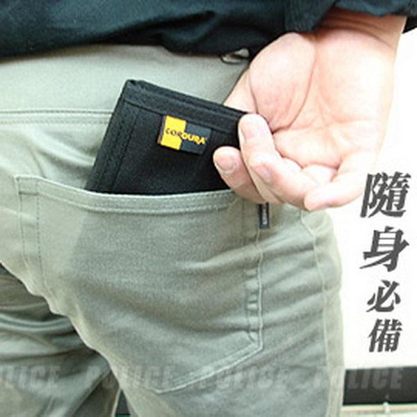 GUN #198 特警多功能皮夾