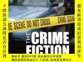 二手書博民逛書店The罕見Crime Fiction Handbook-犯罪小說手冊Y436638 Peter Messent