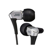 【送收納盒】JVC HA-FXH20 銀 耳道式耳機附最新高階微型動圈雙磁體