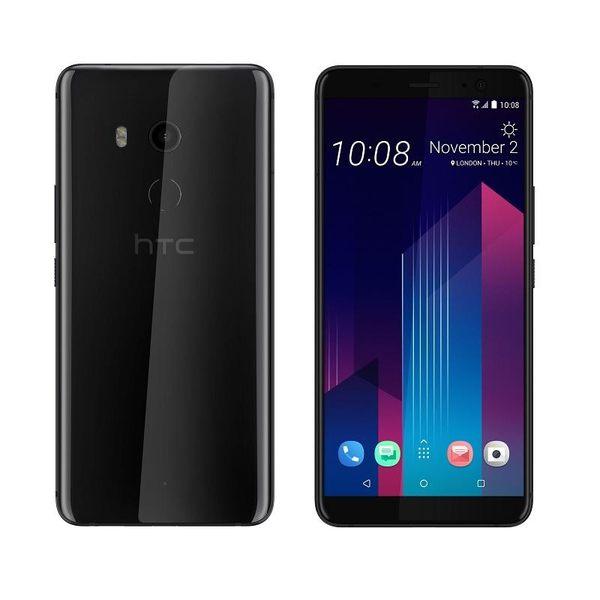 【輸入折扣碼S1000再折】HTC U11+ 6G/128G【加送行動電源+玻璃保貼】