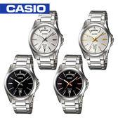 CASIO手錶專賣店 卡西歐  MTP-1370D 男錶  礦物防刮玻璃 防水50米 日期星期 三折式不鏽鋼錶帶