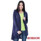 修身長版垂墜罩衫防曬、穿搭、輕保暖一件OK型號:35130-53
