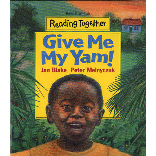 【Reading Together】Give Me My Yam!(1Book + 1CD)
