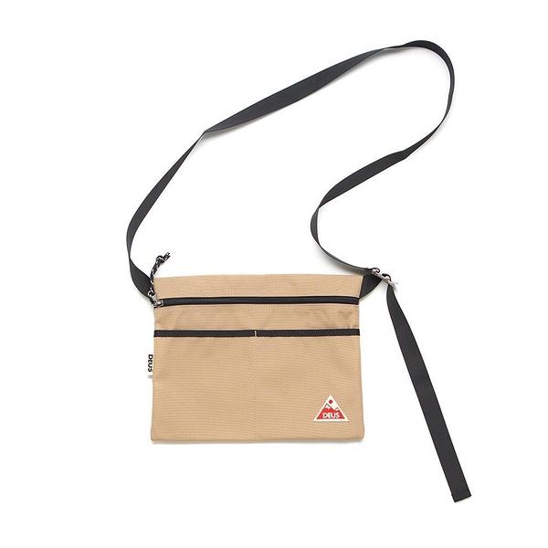 DEUS|配件 Transit Sling Bag 側背小包 - 卡其