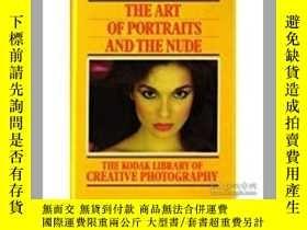 二手書博民逛書店Kodak罕見library of creative photo