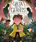 【麥克書店】GRETA AND THE GIANT /瑞典環保少女/環境保護/自我/英文繪本