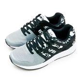 LIKA夢 DIADORA 迪亞多那 專業輕量避震慢跑鞋 極勁潮流系列 灰黑白 6038 女