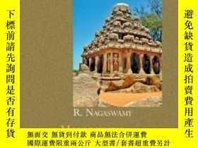 二手書博民逛書店Mahabalipuram罕見(monumental Legac