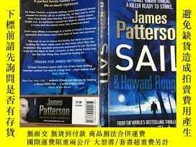 二手書博民逛書店JAMES罕見PATTERSON SAIL詹姆斯·帕特森帆Y25