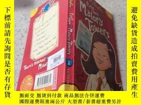 二手書博民逛書店First罕見Term At Malory Towers馬洛裏塔的第一學期。Y200392