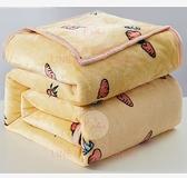午睡毛毯夏季法蘭絨毯子蓋毯毛巾小被子墊床單人薄款【倪醬小鋪】