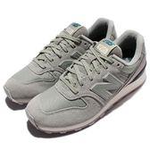 【六折特賣】New Balance 復古慢跑鞋 NB 996 綠 灰 麂皮 運動鞋 女鞋【PUMP306】 WR996CCCD