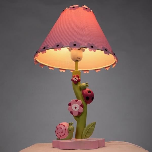 18PARK 兒童燈-甜心島檯燈含LED-7W黃光燈泡-生活工場