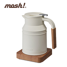 日本mosh!溫控電水壺 M-EK1 IV 象牙白