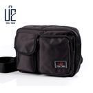 【U2】防潑水單斜肩側背包/肩背包/戶外...