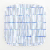 HOLA 荷莉正方盤 11cm 藍編織