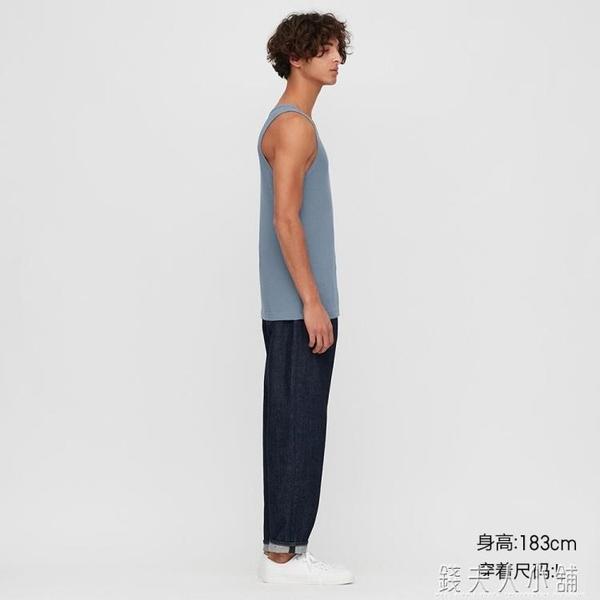 男裝/女裝 羅紋背心 422988 優衣庫UNIQLO「錢夫人小鋪」
