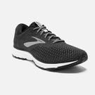 樂買網 BROOKS 18FW 緩衝型 針織鞋面 男慢跑鞋 REVEL 2系列 D楦 1102921D050 贈腿套