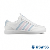 K-SWISS Court Lite CMF休閒運動鞋-女-白/粉藍/粉紫
