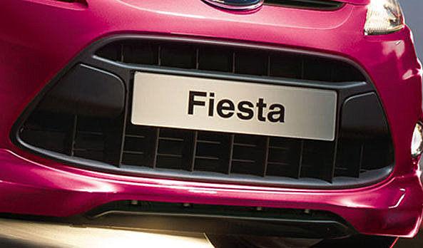 公司貨【原廠精品】福特 Ford 09~12 Fiesta下通風網下氣壩 4D 5D 1.4 1.6 國產進口均可 AM8A6J