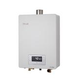 (全省安裝)林內16公升數位恆溫強制排氣熱水器RUA-C1630WF