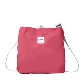 hellolulu EILISH小型側背包-胭脂紅