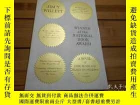 二手書博民逛書店WINNER罕見OF THE NATIONAL BOOK AWA