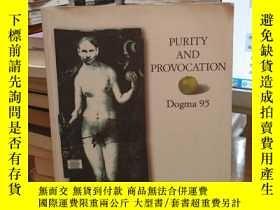 二手書博民逛書店Purity罕見and Provocation: Dogma
