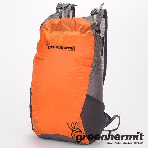 GREEN HERMIT 蜂鳥 超輕量防水背包 15L ULTRALIGHT-DRY OD5115