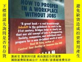 二手書博民逛書店Jobshift:罕見How To Prosper In A W