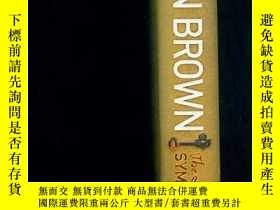 二手書博民逛書店Dan罕見Brown 失落的祕符 The Lost Symbol