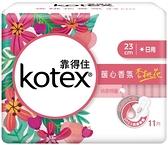 靠得住暖心香氛杏桃花日用衛生棉23cm 11片